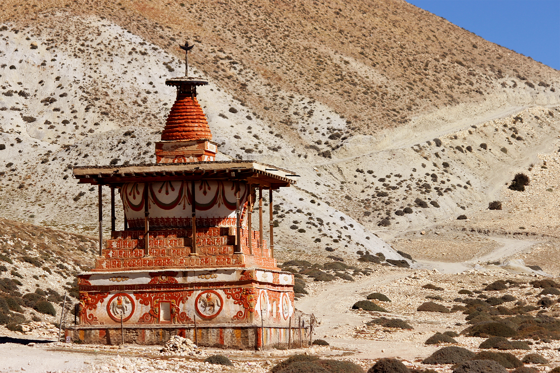 Photographic Trek to Upper Mustang, Lo Manthang